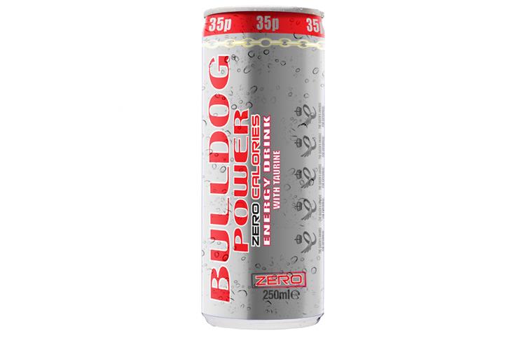 Bulldog Energy Drink Wholesale