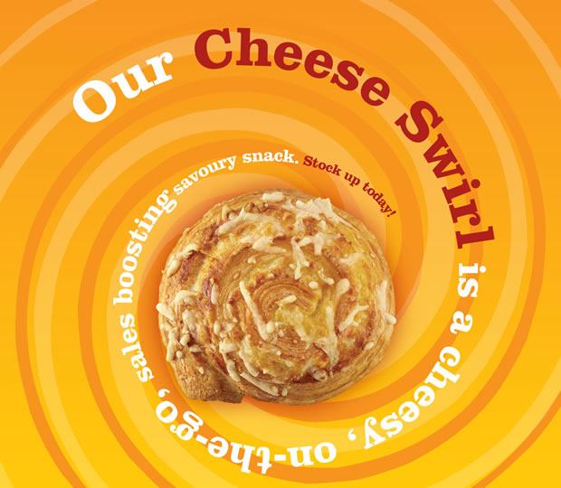 Cheese Swirl Advert #5CEEB6
