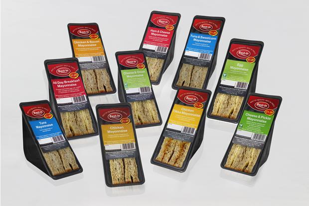 best-in sandwich range