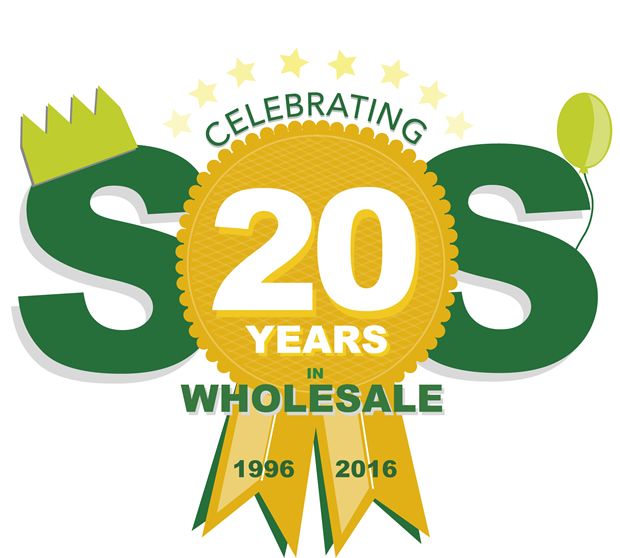 SOS 20 YEARS