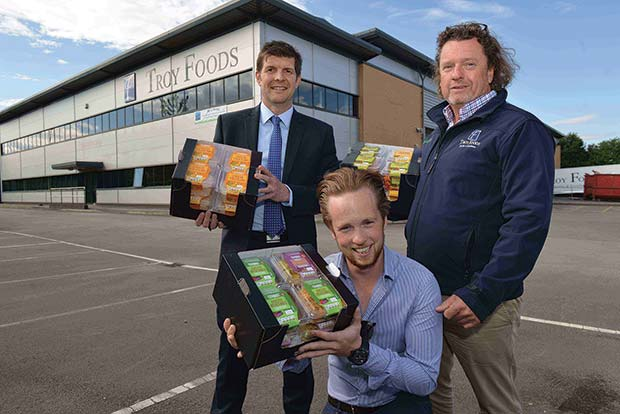 Troy foods expands with new 2m distribution hub for 2m distribution
