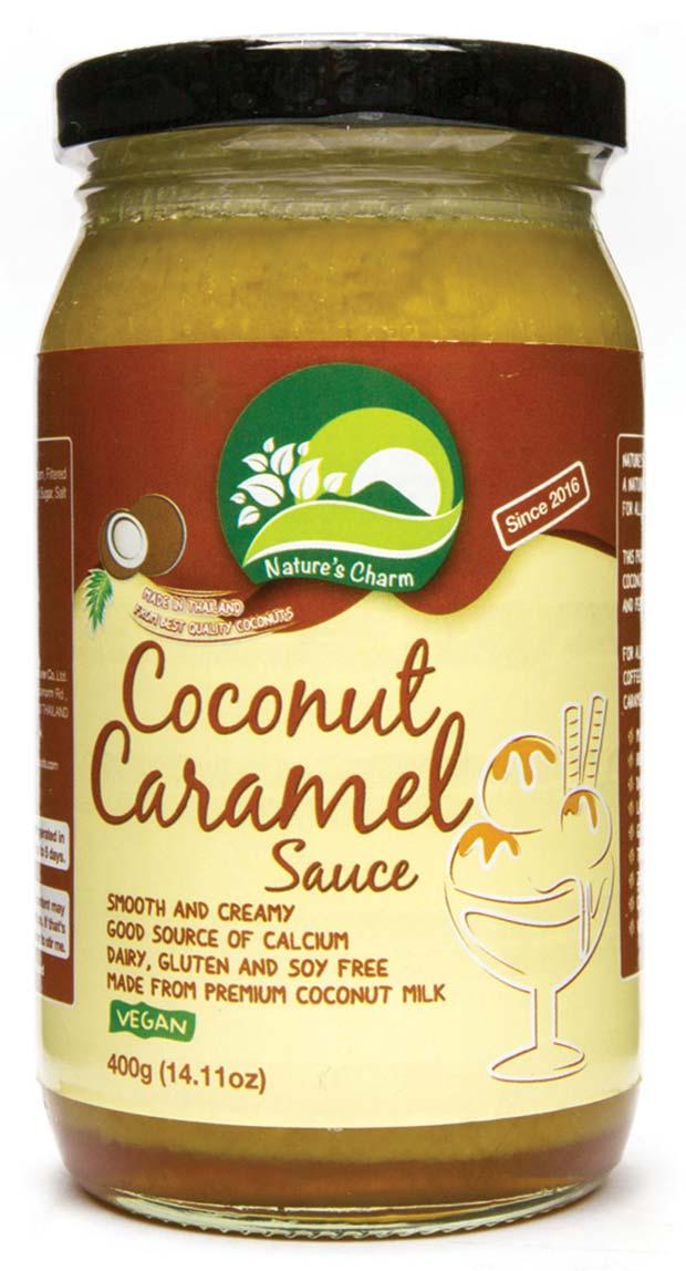 Coconut-caramel-sauce