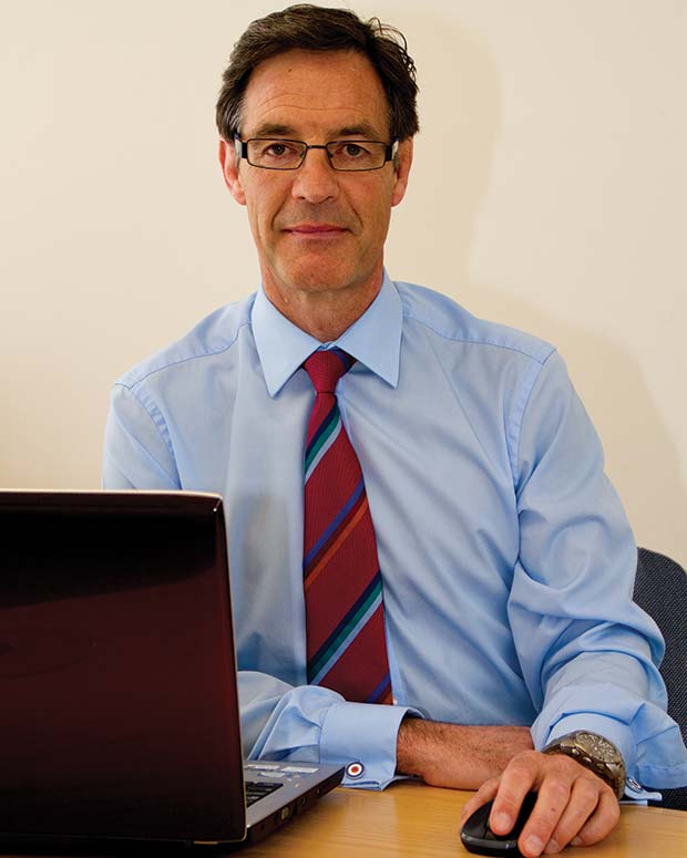 Michael Robinson Managing Director of Robinson Young