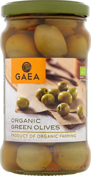 Gaea Goes With Euro Food Brands – Sustainable Olive and